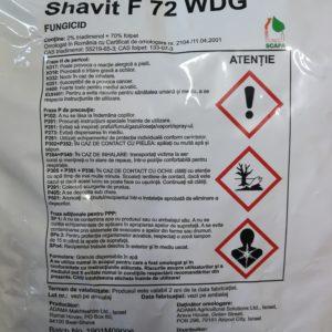 Shavit F72 WDG 1kg