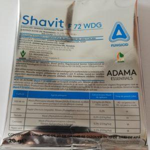 Shavit F72 WDG 20g
