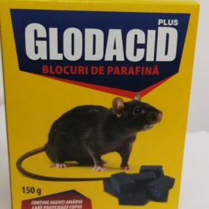 Glodacid Plus Blocuri de parafina