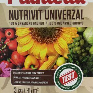 BioPlantella Nutrivit 3 kg