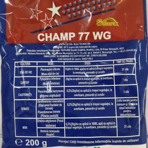 CHAMP 77 WG 200g